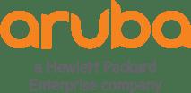 aruba hp company logo