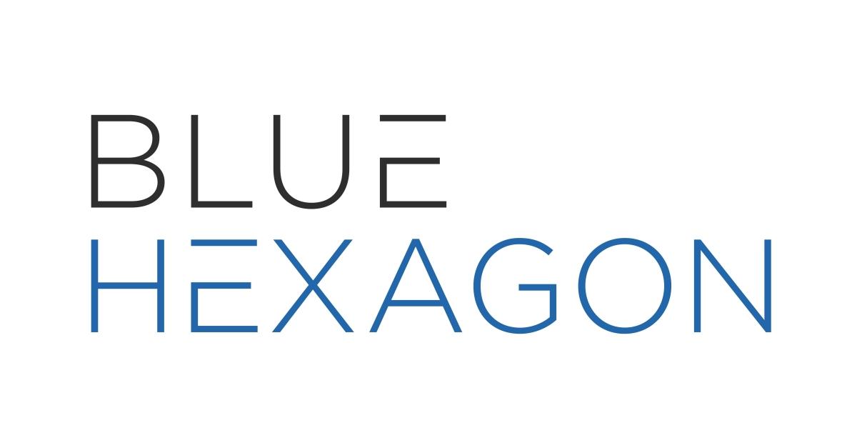 Blue_Hexagon_Logo_Color_Stacked