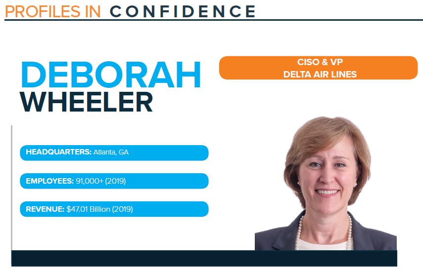 Deborah Wheeler Profile Header
