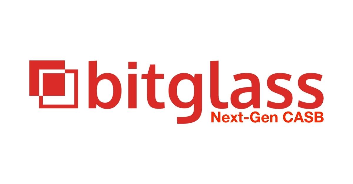 bitglass logo png